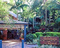 Melaleuca Resort Beachfront 